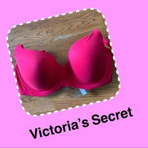 🆕Victoria's Secret Lined Demi Bra🔵